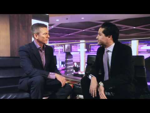 Interview with Sean McBurney - Caesars Entertainment part 1