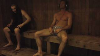 Pedos en la Sauna
