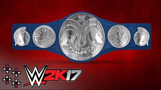 WWE Backlash: Breezango vs. The Usos - SmackDown Tag Team Title Match — WWE 2K17 Match Sims