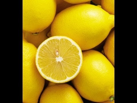 lemon detox diet recipe - make the lemon detox diet drink yourself