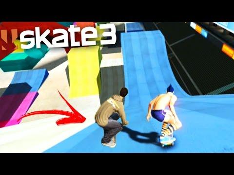 SKATE 3 (Multiplayer) AS MAIORES RAMPAS!!! (Skate Share Pack) thumbnail