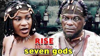"New Movie Alert ""RISE OF THE SEVEN GODS"" Season 3&4 - (Destiny Etiko) 2019 Latest Nollywood Movie"