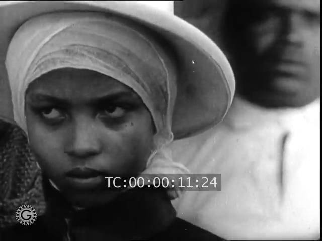 AROUND THE WORLD  ETHIOPIA  A MARRIAGE IN ADDIS ABABA 1935