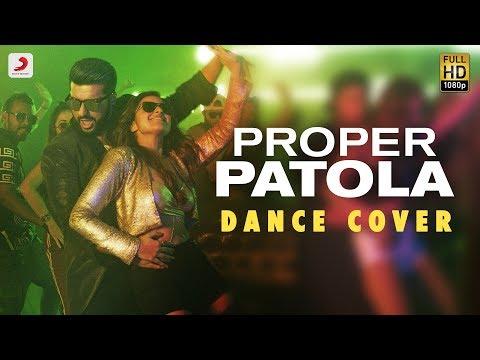 Proper Patola – Official Dance Cover Video |Badshah |Diljit Dosanjh | Aastha Gill |Bollyshake