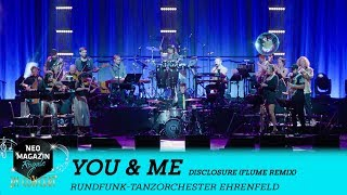 Rtoehrenfeld You Me Disclosure Flume Remix Neo Magazin Royale In Concert Zdfneo