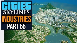 Cities: Skylines Industries   THE END (#55)