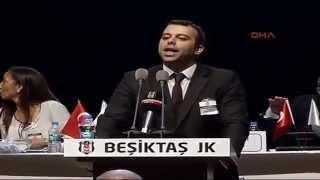 Beşiktaş kongresinde olaylar çıktı...