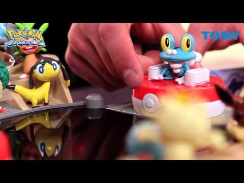 Pokémon X and Pokémon Y Battle Arena - One Player Battle Mode