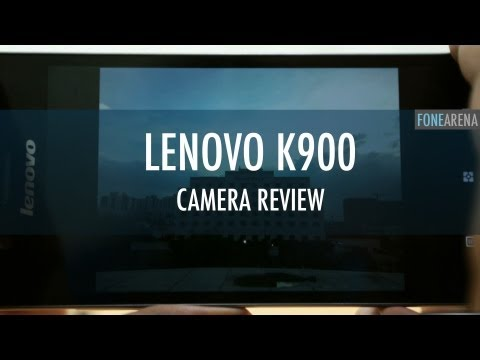 Lenovo K900 Camera Review
