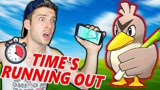 Pokemon Go Kanto Dex Completion Challenge!