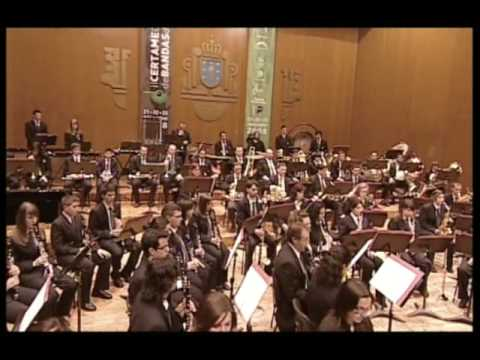 Symphony num.3 de Johan de Meij (Banda de Msica de Catoira) III. Mother Earth, parte 1/2