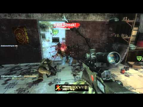 Call of Duty Black Ops HCSD Round WIN