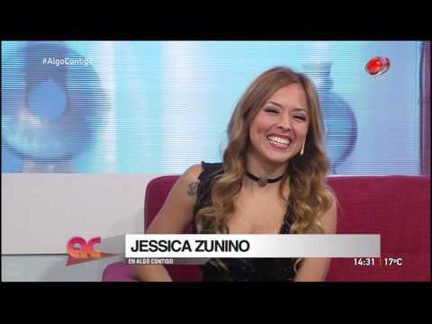 Algo Contigo -  Jessica Zunino 24 de Mayo de 2017