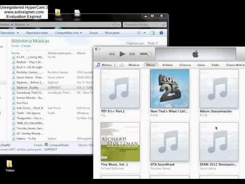 Como Colocar Musica no Ipod