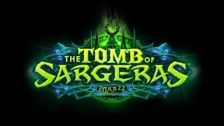 World of Warcraft | TUMBAS DE SARGERAS HC - KIL'JAEDEN 8/9