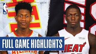 HAWKS at HEAT | FULL GAME HIGHLIGHTS | December 10, 2019