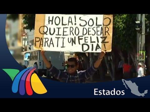 Joven da mensaje de aliento en Los Mochis | Noticias de Culiacán