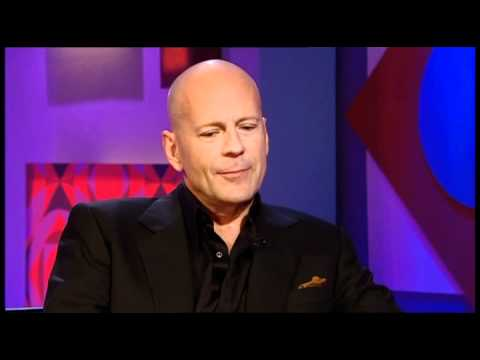 Bruce Willis - Friday Night with Jonathan Ross - Part 1/2