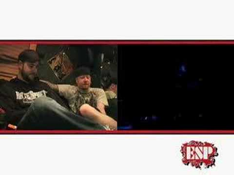 ESP Guitars: Chimaira Interview
