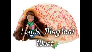 Review:Layla Magical West / Лейла Дикий Запад
