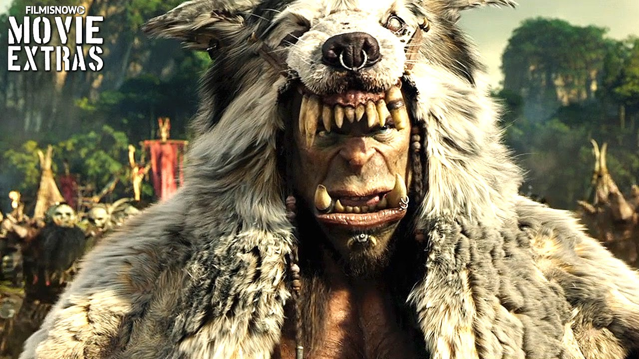 Warcraft 'Durotan Character Profile' Featurette (2016)