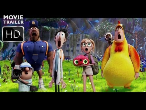 Cloudy with a Chance of Meatballs 2 International Trailer