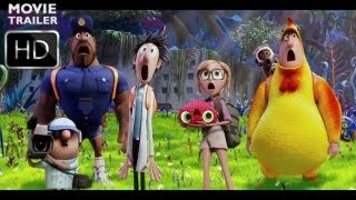 Cloudy with a Chance of Meatballs (2009) - Official Trailer