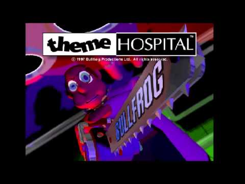 Theme Hospital - Candy Floss Remix