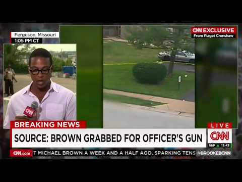CNN reads BOMBSHELL report of Officer Wilson's Account of the Michael Brown Shooting