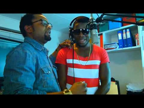 ZBLACK IN ''SWAHILI TALK RADIO'' #Before his parfonce in HOLSTEBRO/DENMARK 31TH and 1st 2k15 n 2k16