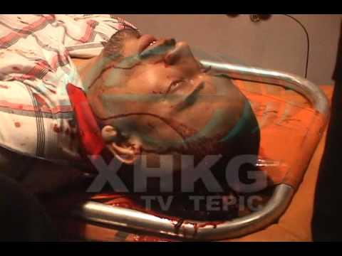 XHKG tv (Matan a presunto narcomenudista)