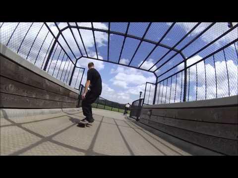 Fast Longboarding Skate/Bike day
