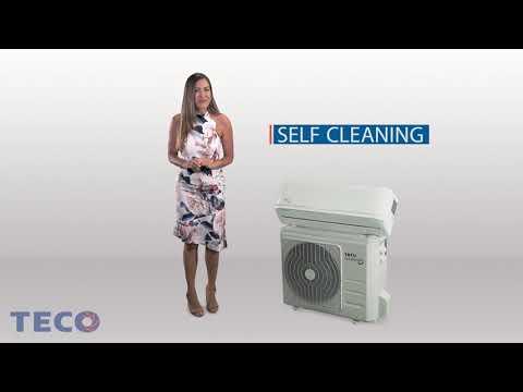 Teco Air Conditioner Rev Inverter Wall Split 2.55KW