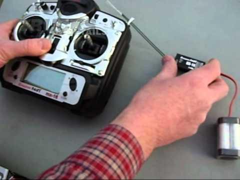 TRUCKS & Details: HoTT-MX-16 von Graupner