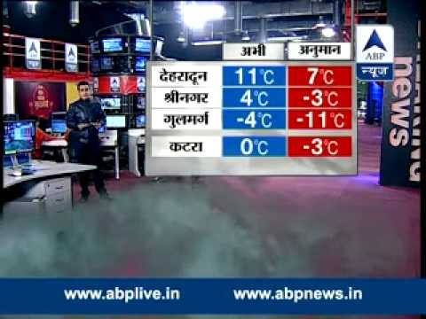 ABP LIVE weather update l Delhi sees coldest Jan 22 in five years