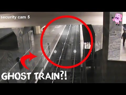 10 Ghost Sightings Caught on Camera