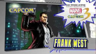 download lagu Ultimate Marvel Vs Capcom 3 - Frank West Trailer gratis