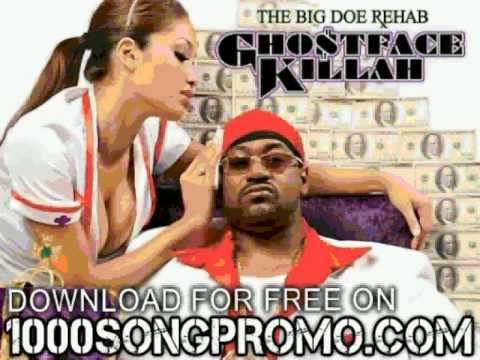 ghostface killah - walk around - The Big Doe Rehab