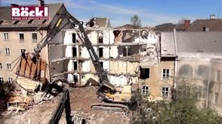 Böckl Erdbau & Abbruch - Drohnenaufnahmen