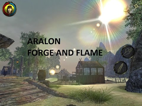 Aralon- Forge and Flame Review/Compare