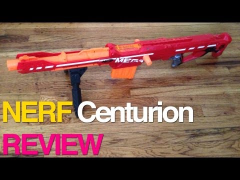 Nerf MEGA Centurion Review Part 1 (MEGA series)