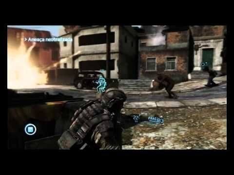 Esse é bão Ghost Recon Future Soldier i5 2500k + HD 6850