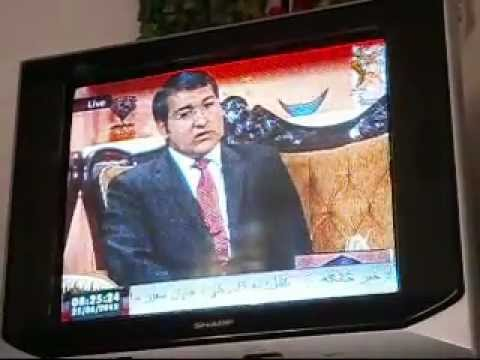 SOHRAB WARDAK INTERVIEW WITH SHAMSHAD TV  (2).wmv