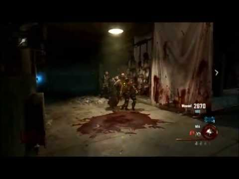 Black Ops 2 Map Pack: NEW Official Teaser Trailer For Mob Of The Dead Zombies!!