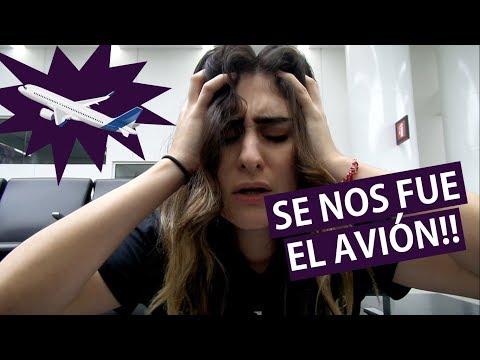 ¿PORQUÉ DORMIMOS EN UN AEROPUERTO? - Daniela Treco (Hey Darling)