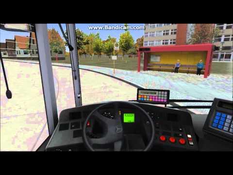 Poradnik OMSI #2 Standardowe przyciski obsługi autobusu OMSI 1/OMSI 2
