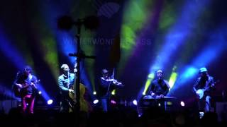 Infamous Stringdusters - full set WinterWonderGrass Avon, CO 2-23-14 SBD HD tripod