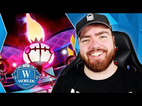 I'M ON A ROLL! | Road to Worlds #3 (Pokemon VGC 2020)