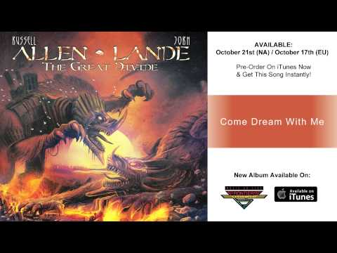 Allen/Lande - Come Dream With Me (Official Track)
