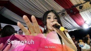 download lagu Via Vallen - Selingkuh Live Samarinda gratis